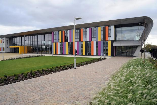 Echo: Futures Community College in Southend