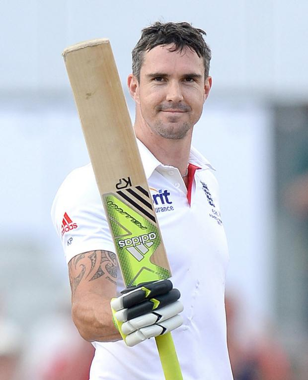 Echo: Smashing guy – Kevin Pietersen