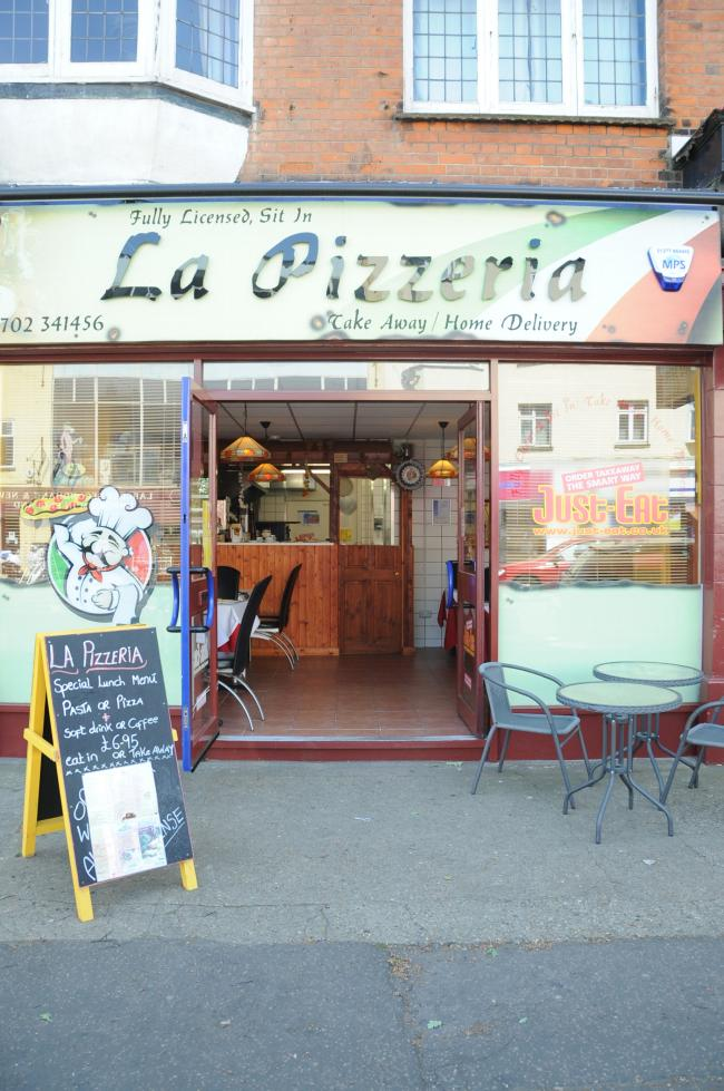 Perfect pizzas and decadent desserts at La Pizzeria bring a large slice of Sicily to Essex