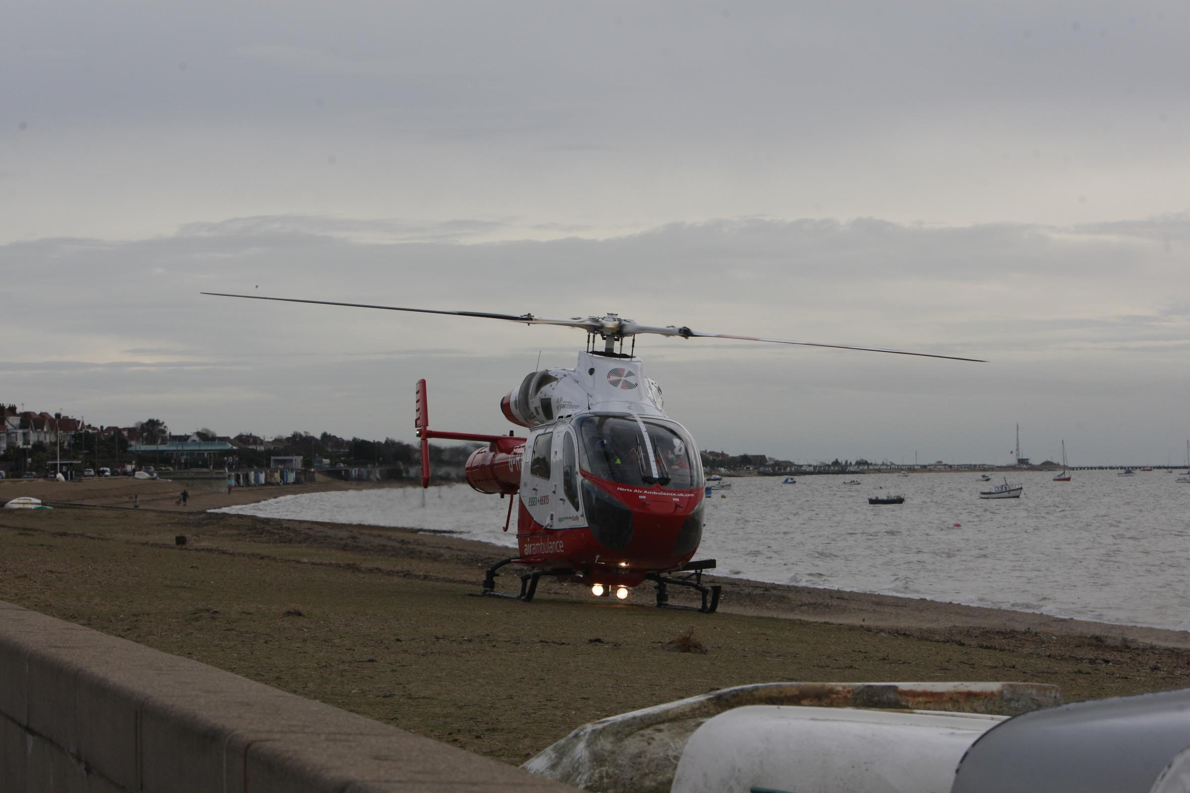 Updated: Man and woman critically ill after Westcliff and Thorpe Bay stabbings