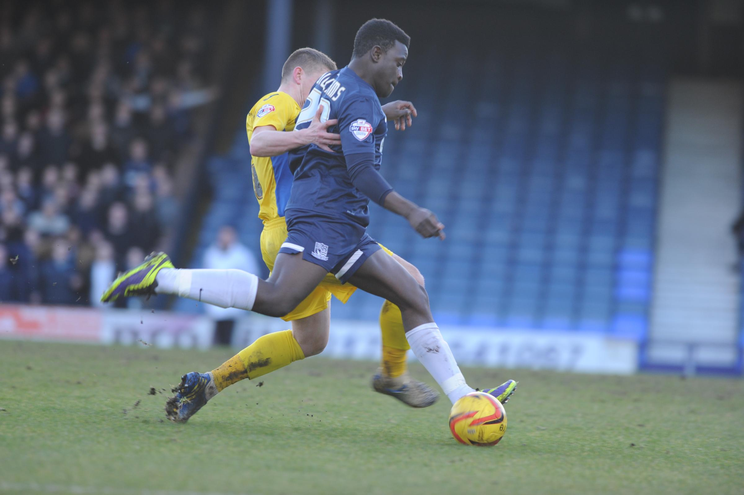 Jason Williams - offered a pro deal at Southend United