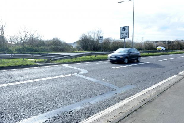 Echo: Man killed trying to cross A127