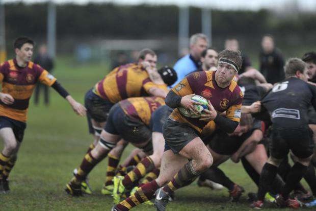 Westcliff Rugby Club - now top of the London One North table