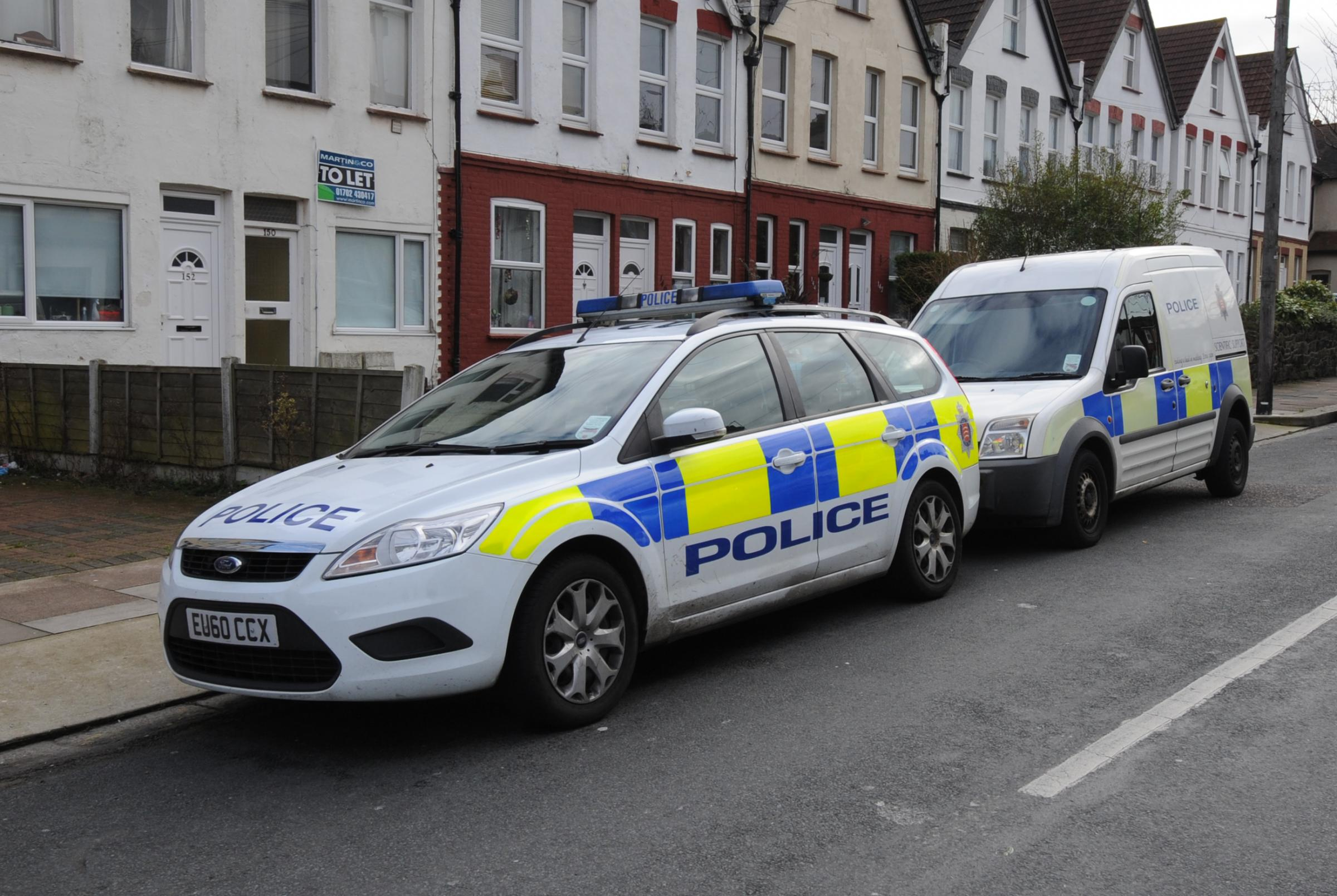Seven arrested after man attacked in flat