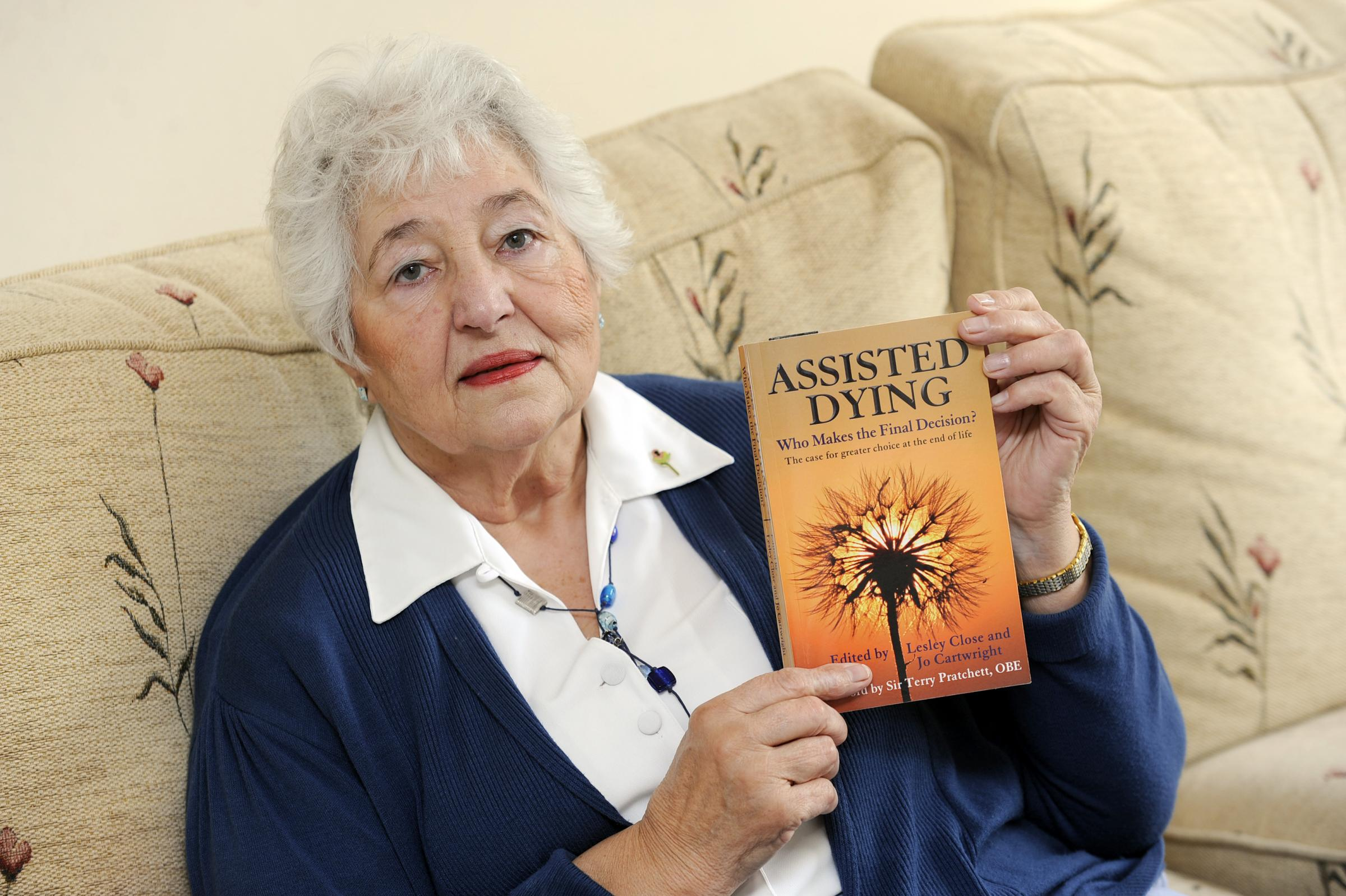 How I helped my son to die: Rayleigh mum tells her heartbreaking story in a new book