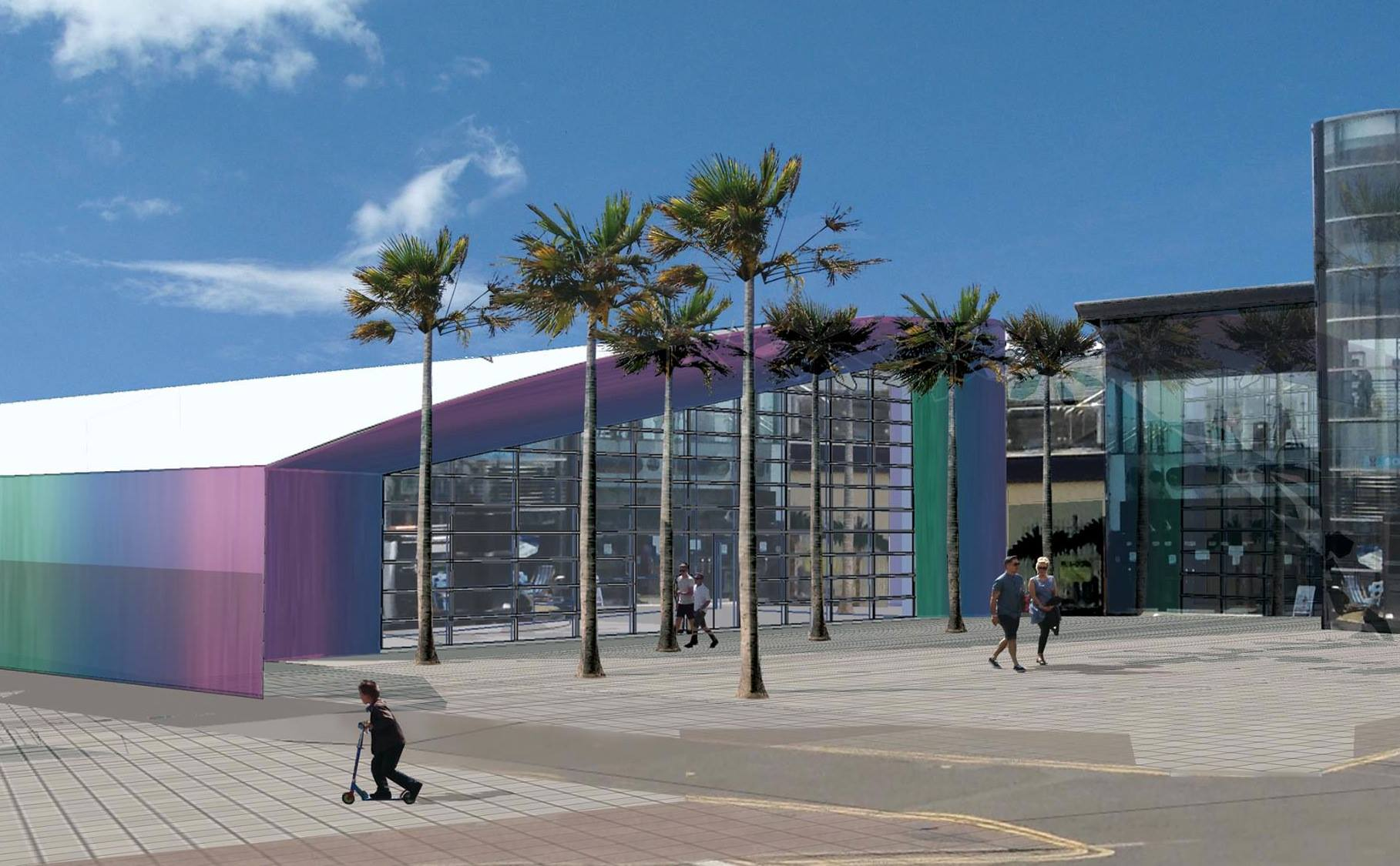 Indoor play centre plan for Southend's Adventure Island