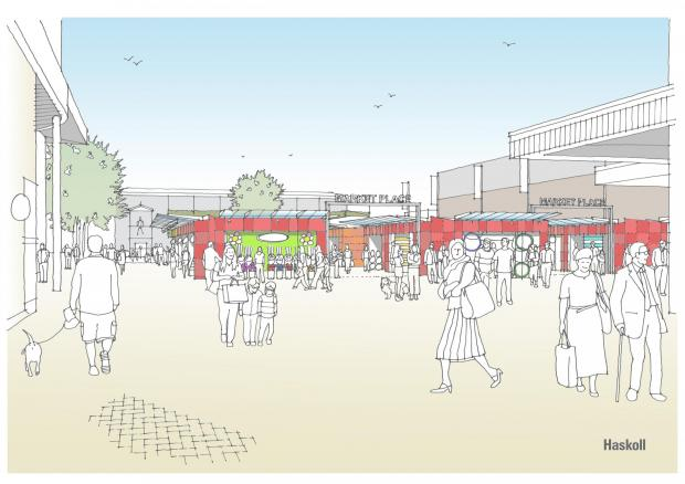 Echo: New college delayed by Basildon market decision
