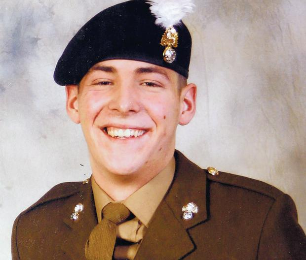 Echo: LEE RIGBY: The young soldier was killed on a London street