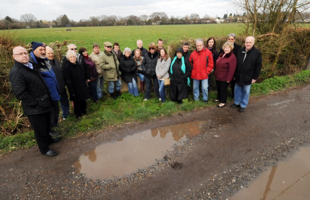 750 homes will destroy Pitsea village, campaigners fear