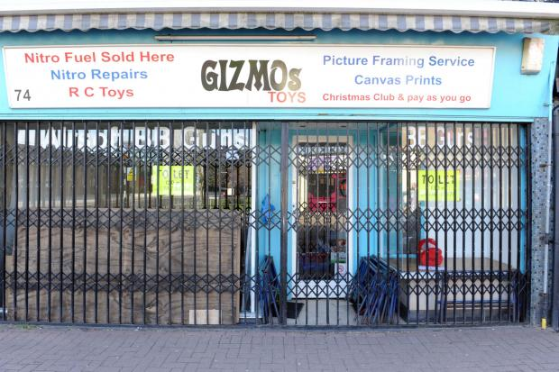 Gizmos has closed