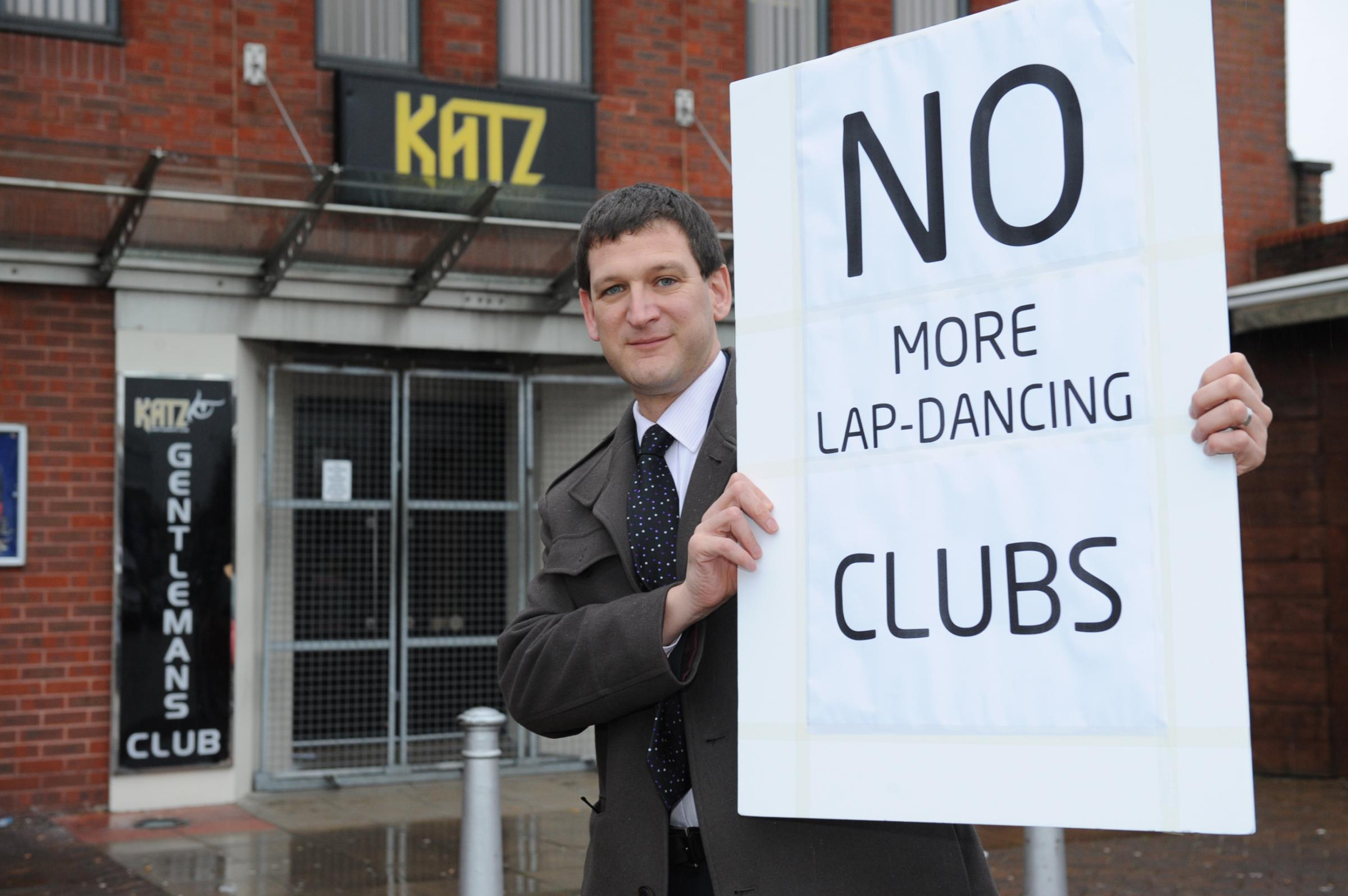 Council drops its fees for sex clubs