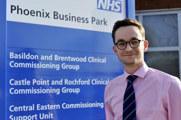 Action plan – the clinical commissioning group's Tom Abell