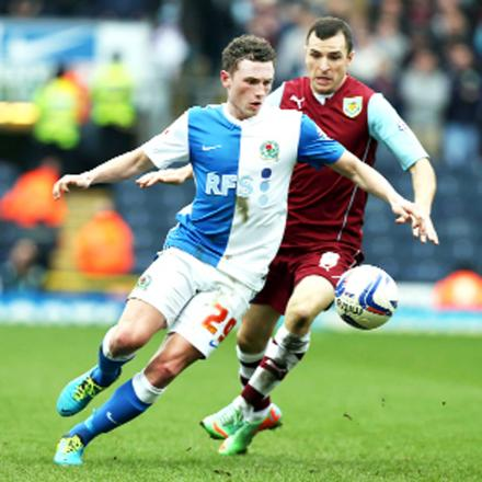 Dean Marney - back in the Premier League with Burnley