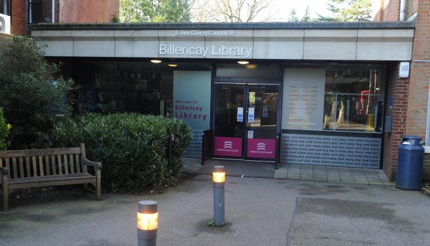 Echo: Billericay Library