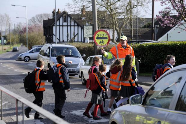 Echo: Save Tom: Tom Dodd at St Peter's Catholic Primary School in Billericay