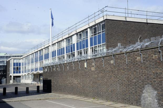 Threat - Southend police station