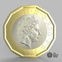Echo: The new one pound coin announced by the Government will be the most secure coin in circulation in the world (HM Treasury/PA)
