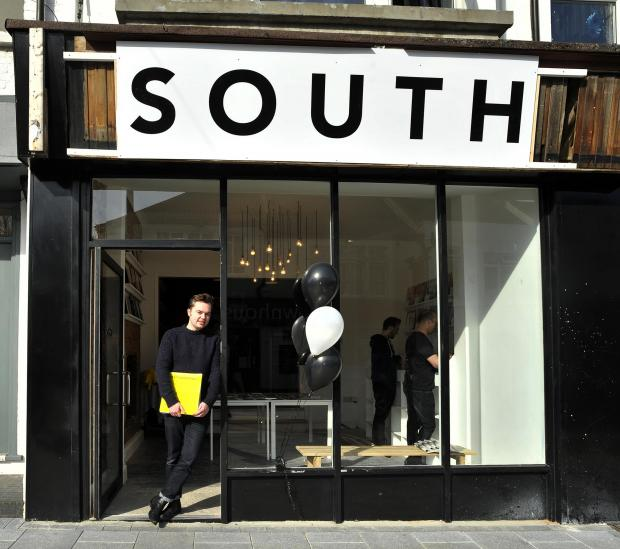 Echo: South Record Store, in Southchurch