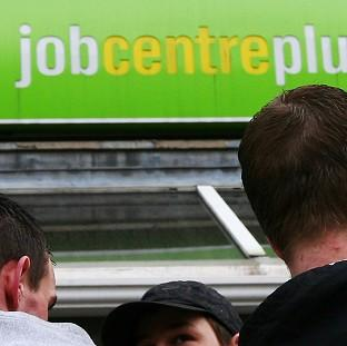 Echo: New figures have revealed another fall in the jobless total.