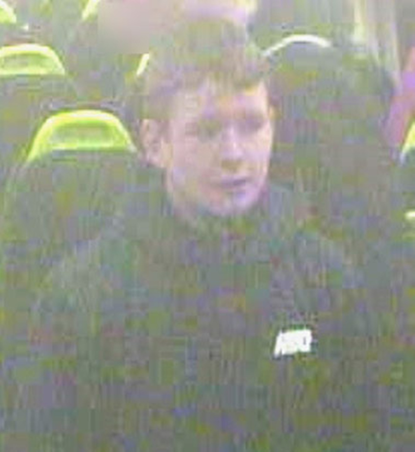 Man stole phone after touching woman on train