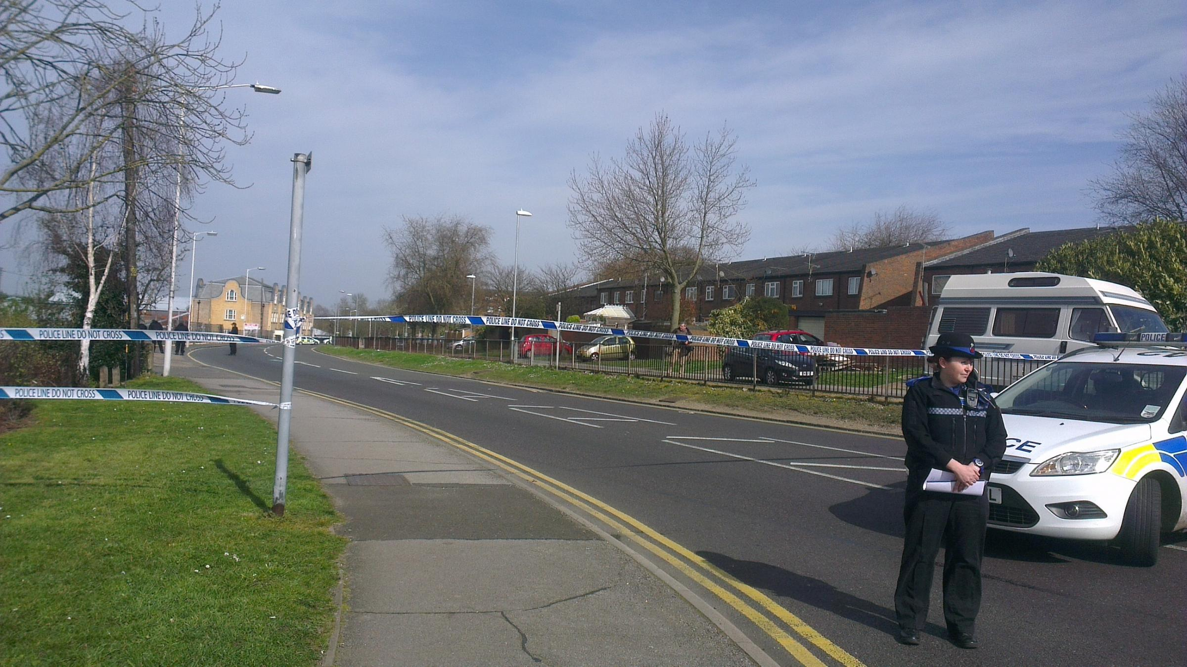 UPDATED: Police confirm reports of shooting in Laindon as High Road is closed off