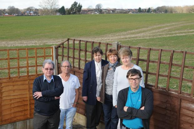 Billericay residents demand referendum on 2,010 homes plan