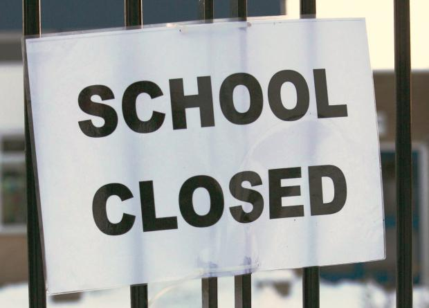 Strike action in Essex- School closures