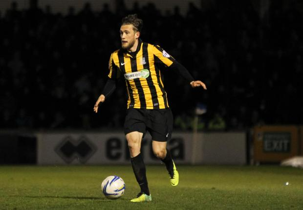 Stick around - Southend United manager Phil Brown is keen to keep Ben Coker at Roots Hall