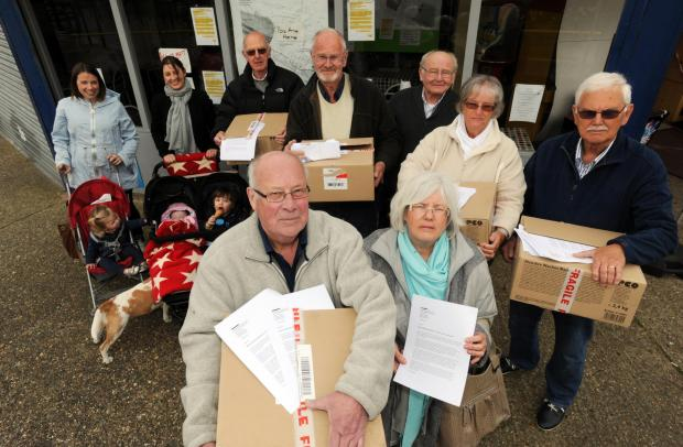 1,500 people object to Shoebury seawall
