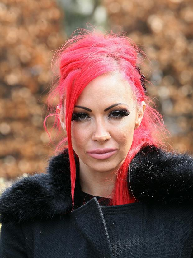 Echo: Pervert who bombarded Jodie Marsh with obscene pictures is found guilty of stalking