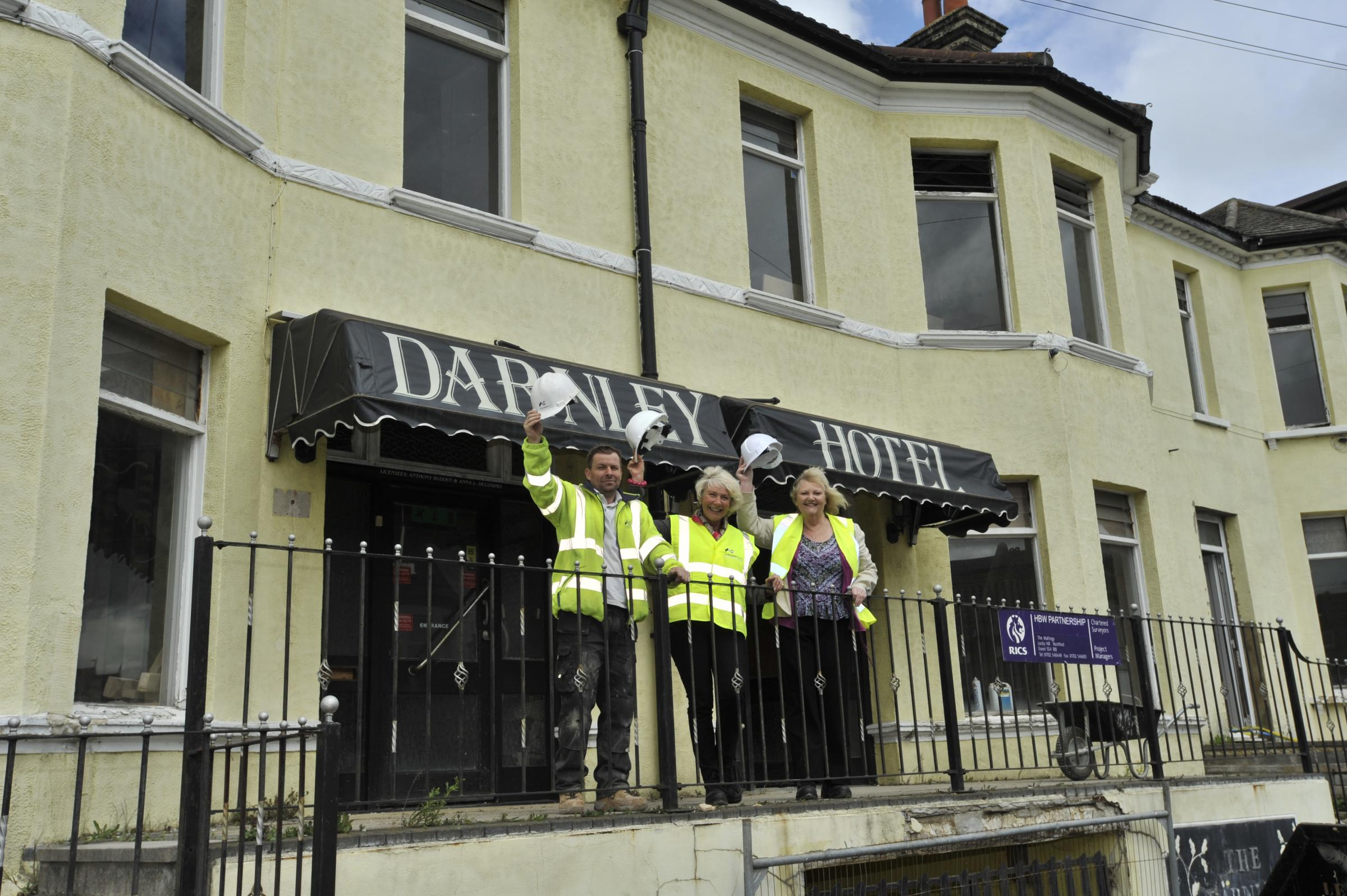 Amazing pictures of derelict hotel's £2.3m transformation
