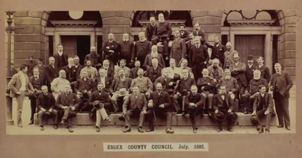 Echo: 125 years of Essex County Council
