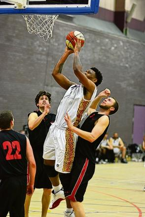 Essex Leopards taking on Northumbria