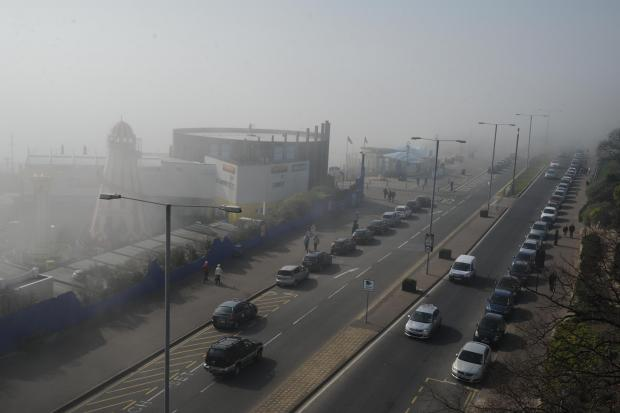 Echo: The smog is expected to hit parts of Essex