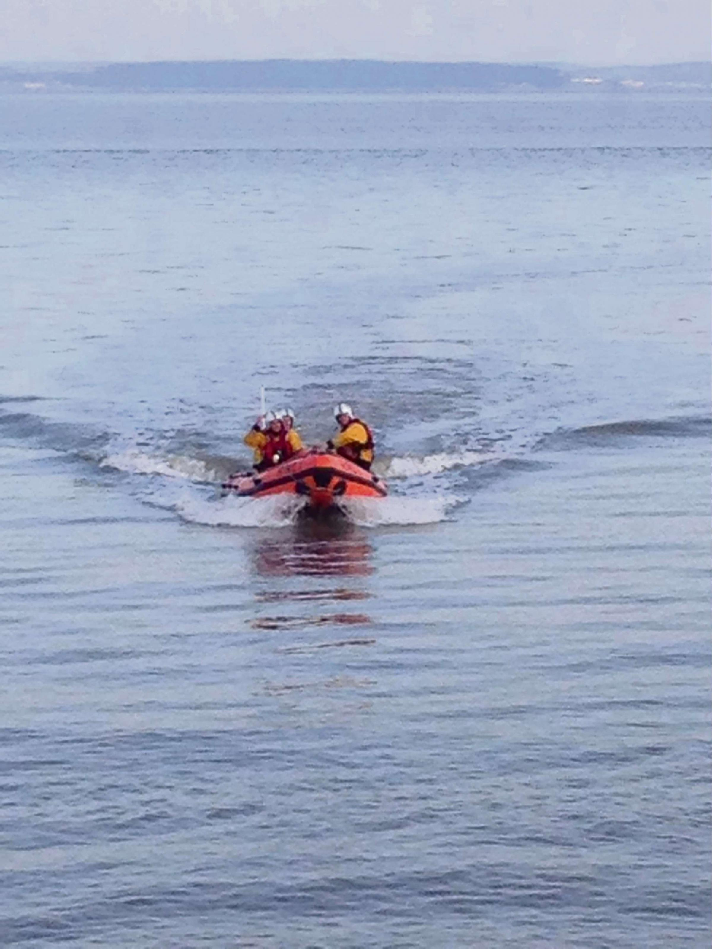 Lifeboat crews called to two emergencies on Canvey