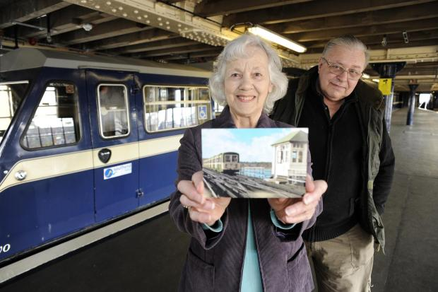 Come and see classic film about the glory days of our iconic pier train