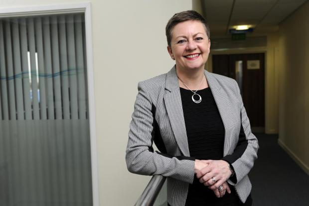 Echo: Jacqueline Totterdell - one of the top 50 NHS bosses in the country