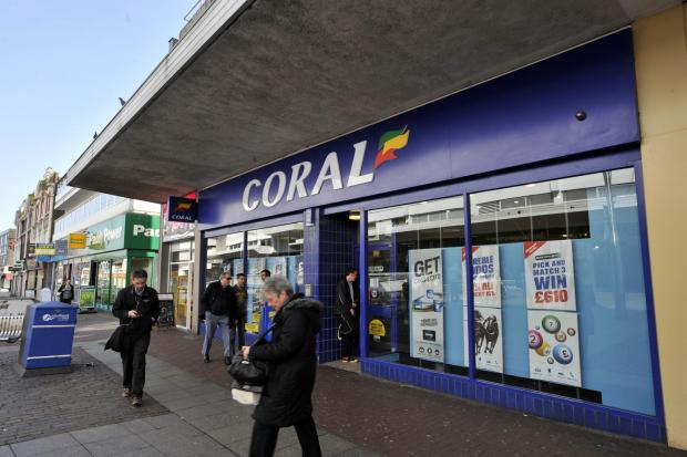 Echo: Coral and Paddy Power in Southchurch Road