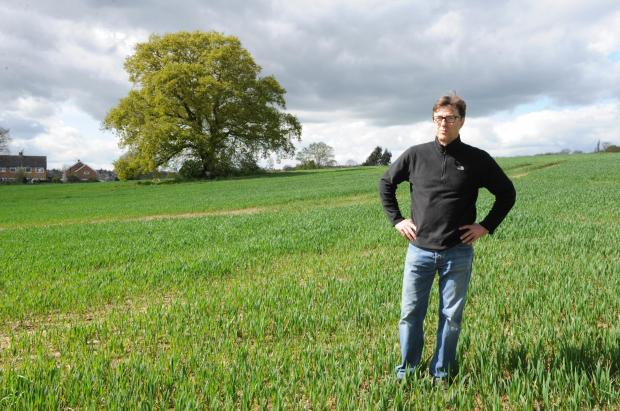 Billericay's green belt under threat