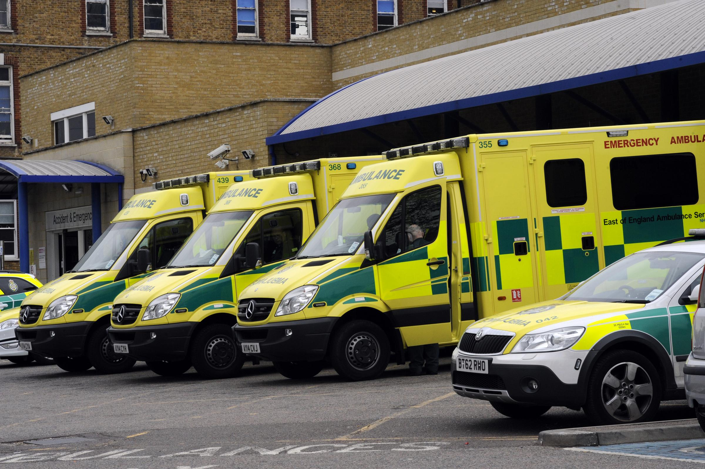 Sick patient accused of stealing Southend A&E electricity
