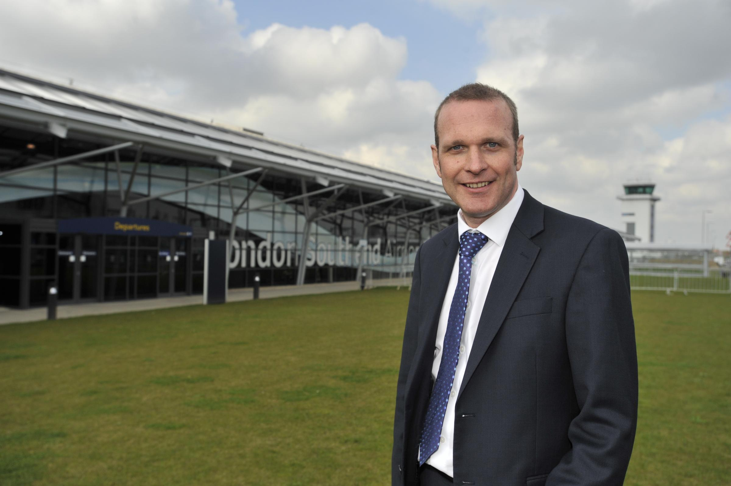 Passenger numbers grow and more routes planned - why things are soaring at Southend Airport