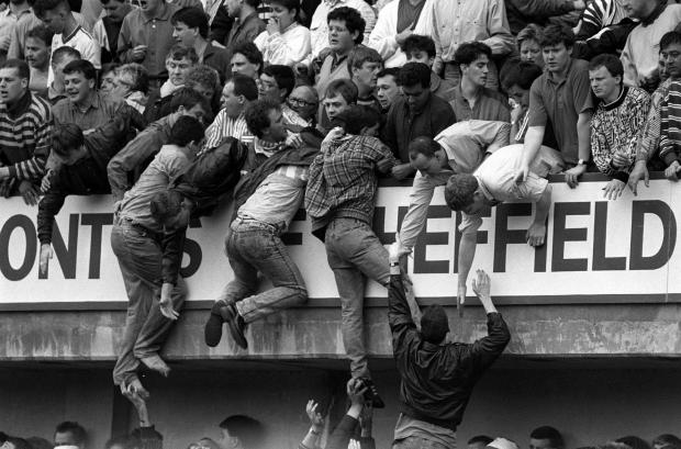 Echo: How my girl died in Hillsborough crush