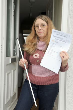 Gillian let off paying 2 council tax bills