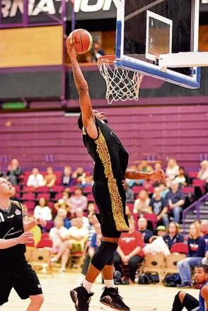 Howard Crawford - unable to help Essex Leopards come out on top against Leeds