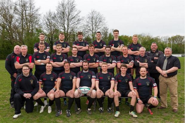Proud — the Rochford Hundred line up