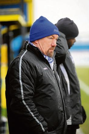 Craig Edwards - looking for nine points from Billericay's last three matches
