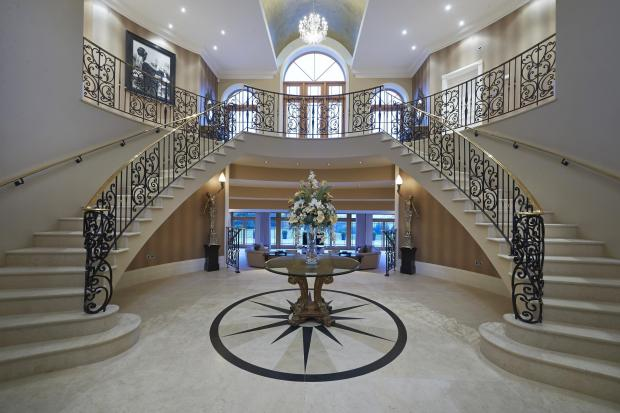 Fancy this pad? Only if you've got £4million going spare!