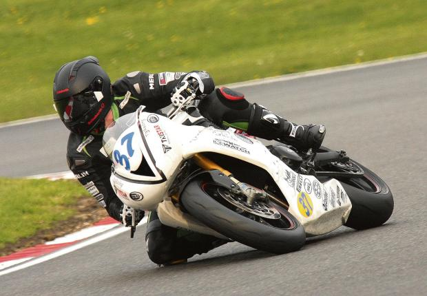 Solid start  for Jesse Jones at Brands Hatch. Picture: ERIC O'BRIEN