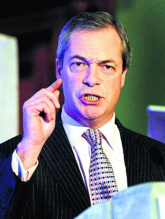 Jubilant Farage praises Ukip's performance in south Essex
