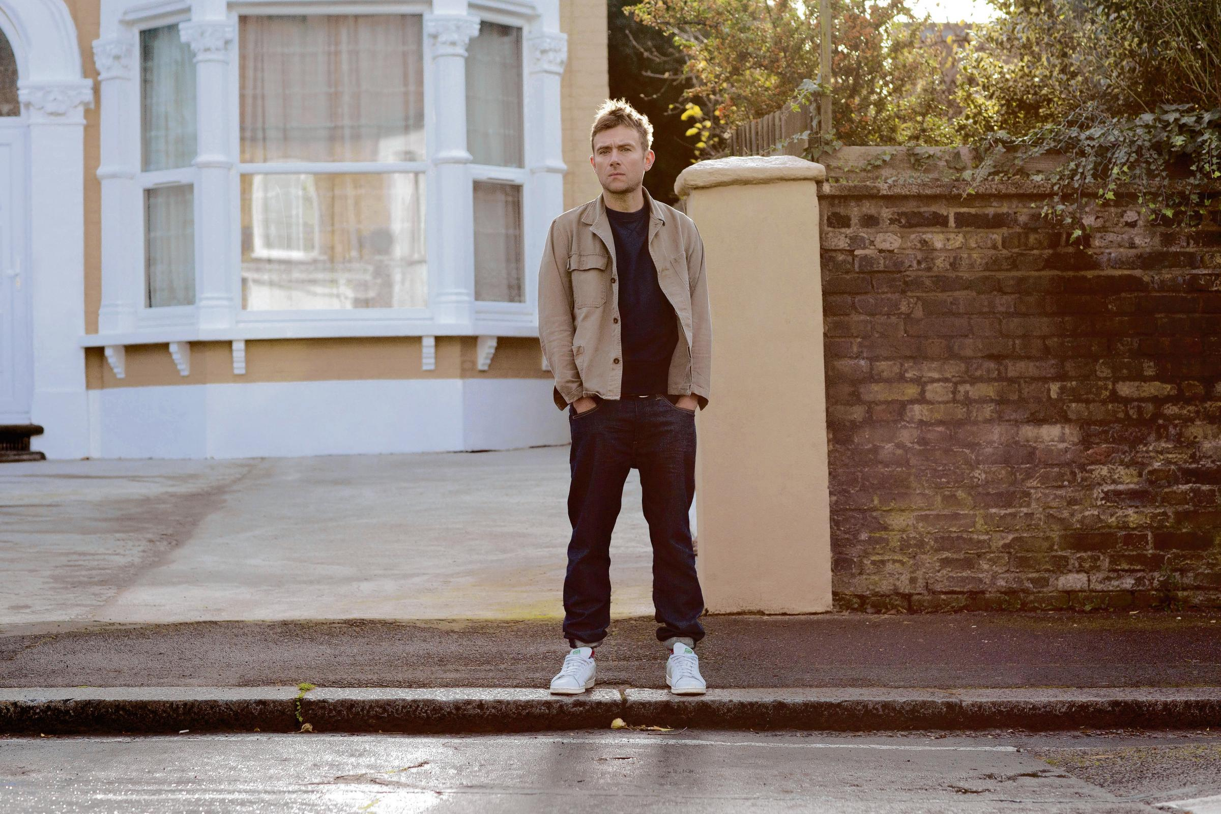 Back to his roots – Blur and Gorillaz frontman Damon Albarn